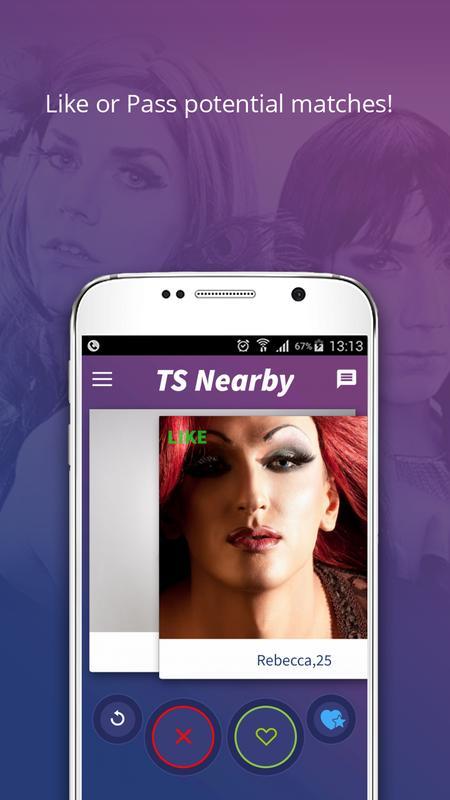 Transgender dating app uk
