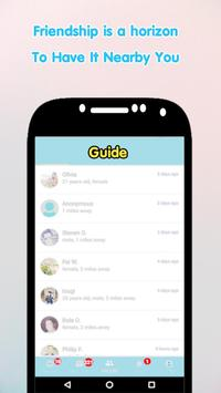 Guide Nearby Chat Meet Local screenshot 1
