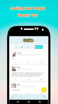 Guide Nearby Chat Meet Local screenshot 2