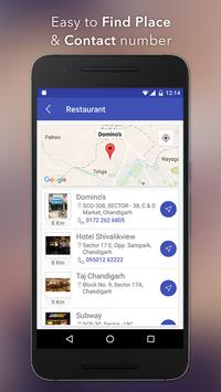 Nearby - Find Places Around Me apk screenshot