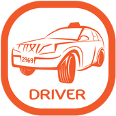 Nearest Taxi Group - Driver icon