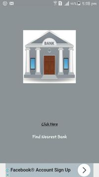 Bank Finder And Locator poster