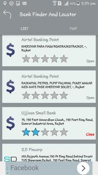 Bank Finder And Locator apk screenshot