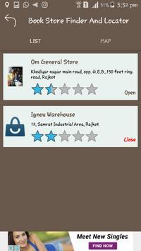 Book Store Finder And Locator screenshot 1