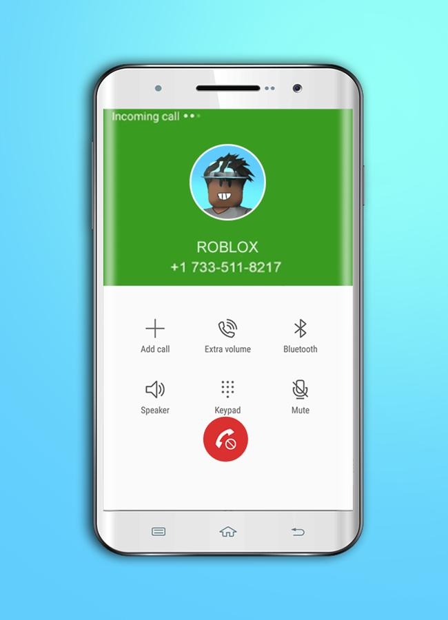 Call from ROBLOX for Android - APK Download