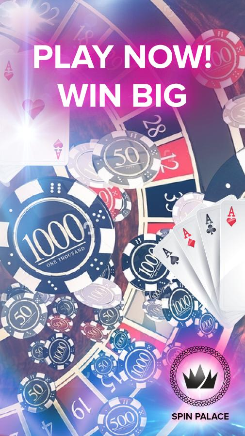 Spin Palace Casino Mobile Slots App