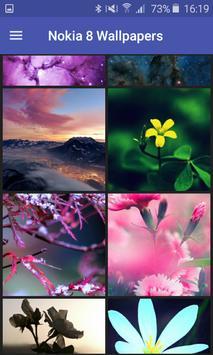 Wallpapers for Nokia 8 screenshot 1
