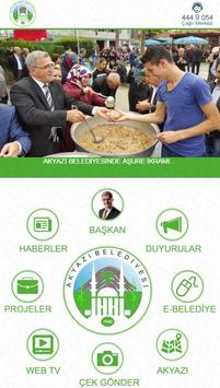 Akyazı Belediyesi poster