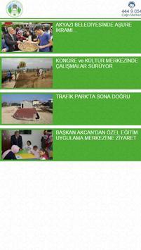 Akyazı Belediyesi apk screenshot