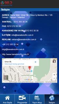 Karadeniz FM screenshot 5