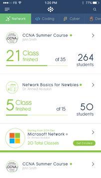TechCampus screenshot 1