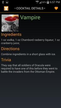 Cocktails 101 apk screenshot