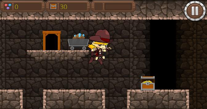 MineRun Pro - Gold Miner Game screenshot 2