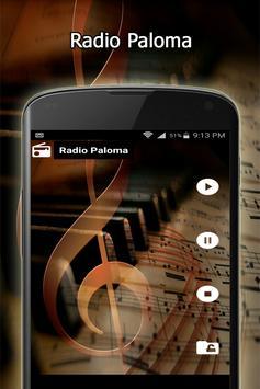 Radio Paloma poster