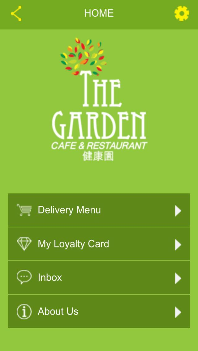 The Garden Cafe Restaurant For Android Apk Download