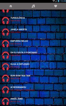 Nego do Borel Musica e Letras apk screenshot