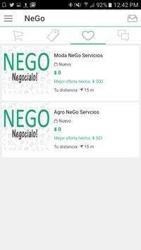 NeGo apk screenshot