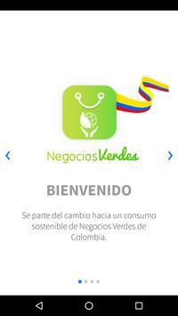 Negocios Verdes poster