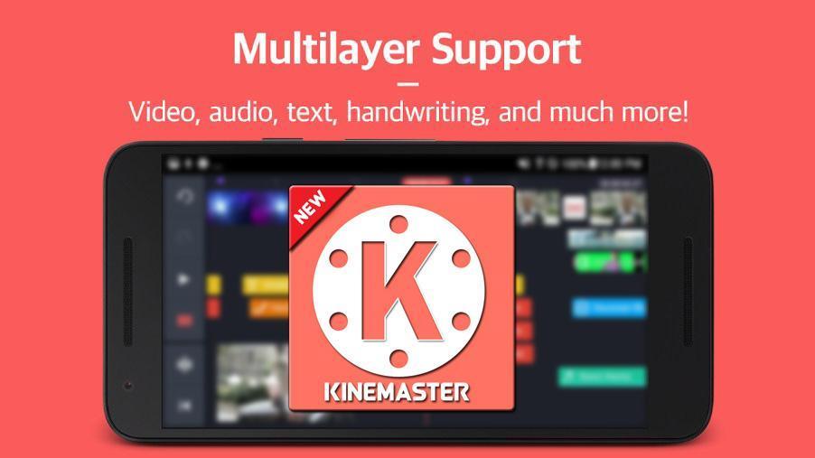 KineMaster Pro -  Video Editor 10 Aplikasi Edit Video Terbaik untuk Smartphone 2019
