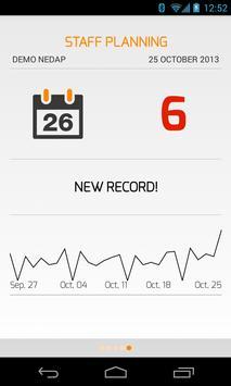 Nedap Retail Analytics screenshot 2