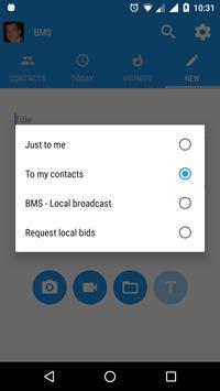 BMS apk screenshot