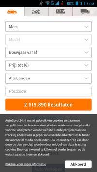 Tweedehands Auto Nederland screenshot 1