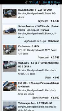 Tweedehands Auto Nederland apk screenshot