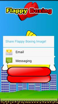 Flappy Boxing screenshot 4