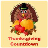 Thanksgiving Countdown App icon