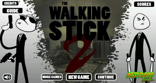 The Walking Stick 2 poster