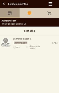 Lá Máfia Pizzaria apk screenshot
