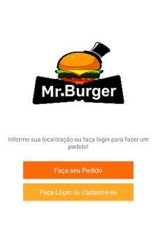 Mister Burger poster