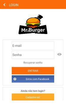 Mister Burger apk screenshot