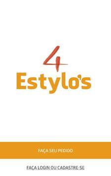 4 Estylos poster