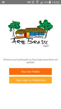 Arte Brasil Bar & Grill poster