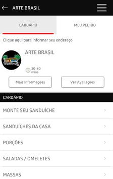 Arte Brasil Bar & Grill screenshot 3