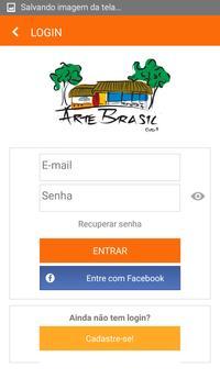 Arte Brasil Bar & Grill apk screenshot