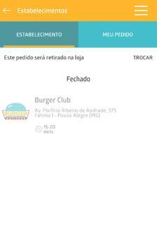 Burger Club screenshot 3