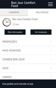 Bon Jour Comfort Food screenshot 3