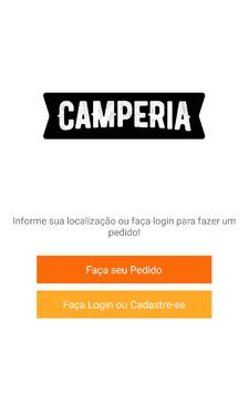 Camperia Delivery poster