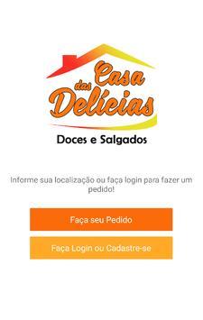 Casa das Delícias poster