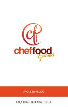 Chef Food Aju poster