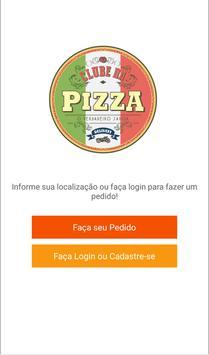 Clube da Pizza poster