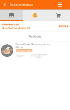 Come Come Delivery apk screenshot