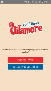 Confeitaria Vilamore poster