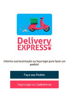 Delivery Express poster