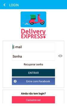 Delivery Express screenshot 1