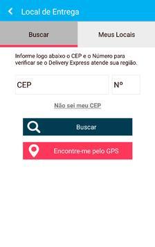 Delivery Express apk screenshot