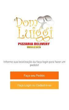 Pizzaria Dom Luiggi poster