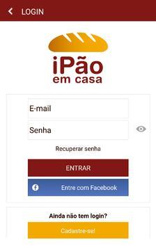 iPão screenshot 1